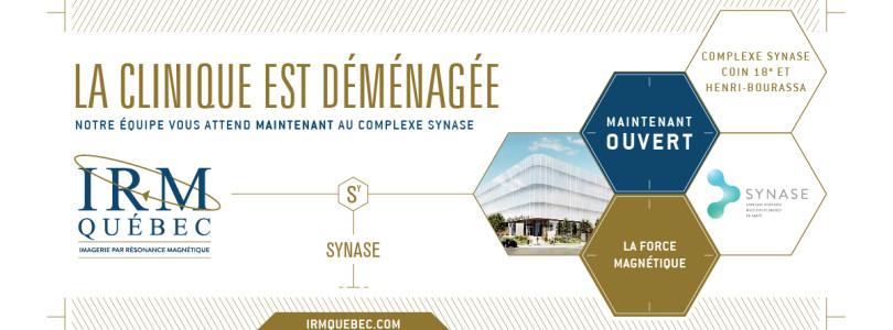 #IRMQUEBEC #SYNASE