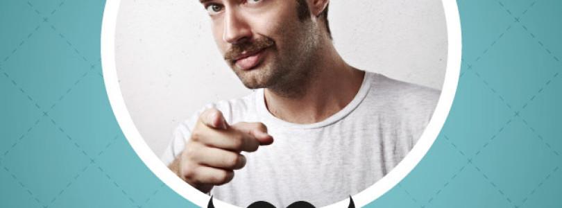 Novembre : mois de la moustache et de la prostate