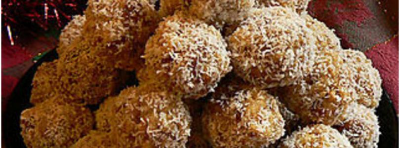 Recette boules aux Rice Krispies et caramel