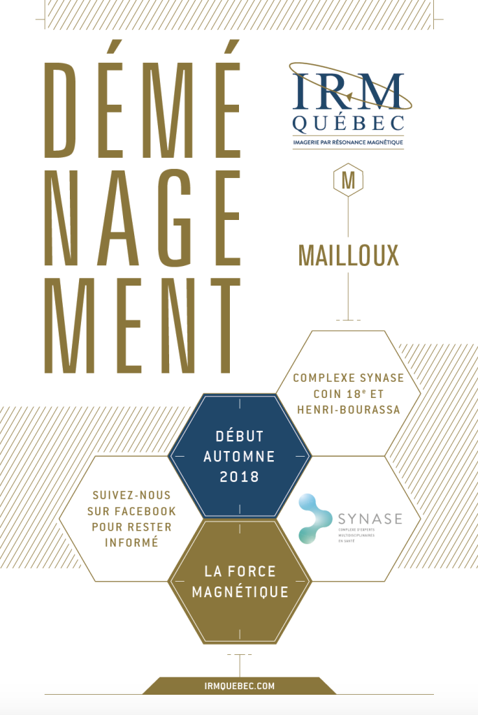 #Irmquebec #mailloux #Cliniquemailloux #synase